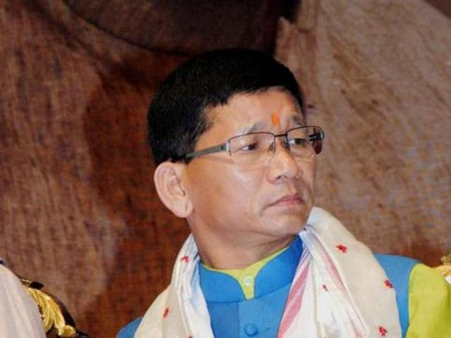 Former Arunachal Pradesh chief minister Kalikho Pul was found hanging at his home in Itanagar on Tuesday, police said.