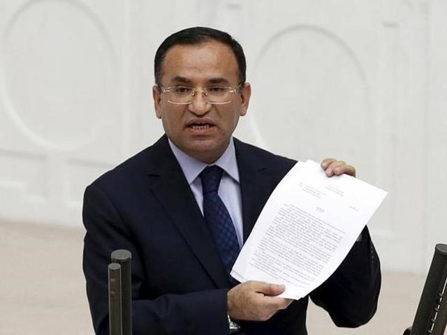 Turkish justice minister Bekir Bozdag said 16,000 people have been formally arrested and remanded in custody in connection with last month's failed coup attempt.