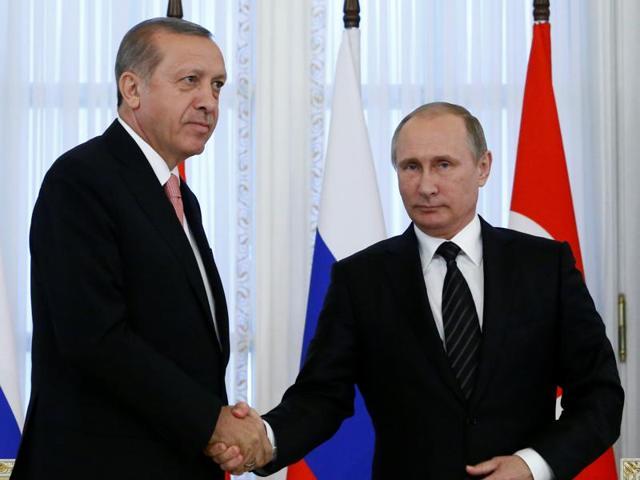 Turkey Russia ties