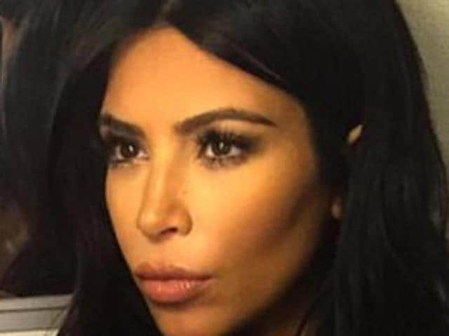 Reality TV star Kim Kardashian has revealed one of her biggest fears. She said she was terrified of dancing beside singer Beyonce Knowles.