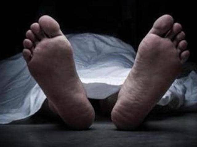 Aligarh resident - Premchand Talan - allegedly suffered a cardiac arrest and died while waiting in his son's car for the hospital to admit him.