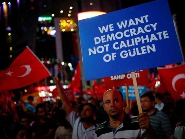 Turkey warned the US on Tuesday not to sacrifice bilateral ties over Pennsylvania-based preacher Fethullah Gulen(Reuters File Photo)
