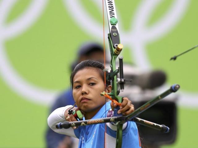 Laishram Bombayla Devi,Rio 2016,Rio Olympics