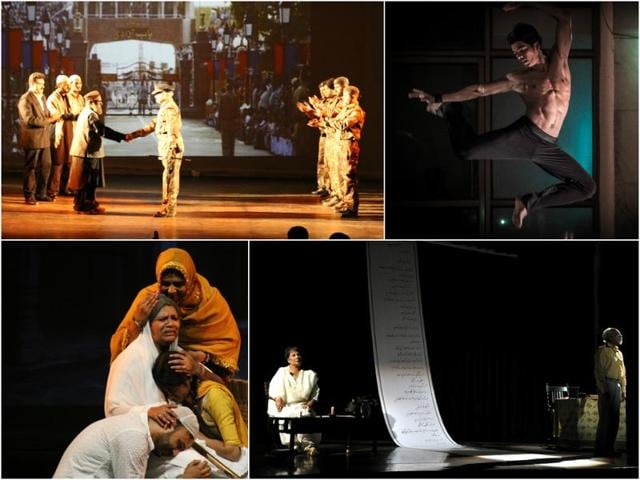 A series of plays is set to enthral audiences in the city with the stories of India's freedom struggle and partition, this Independence Day.