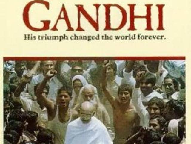 The festival will open with Richard Attenborough's classic Gandhi.