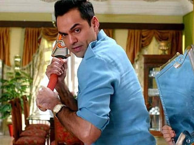 Abhay Deol returns to the silver screen with Happy Bhaag Jayegi. (YouTube)
