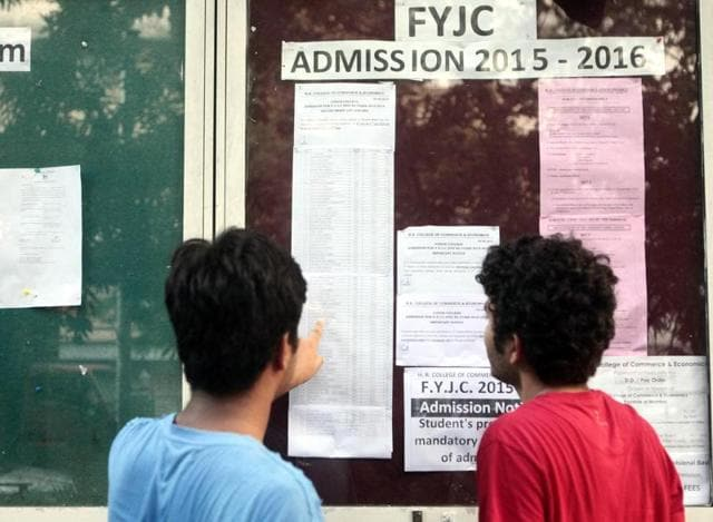 FYJC,Online Admissions,Education
