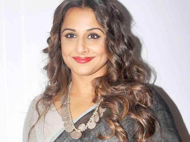 Vidya has been actively involved in the Swachh Bharat Abhiyan. She wanted to contribute towards building toilets in the country.