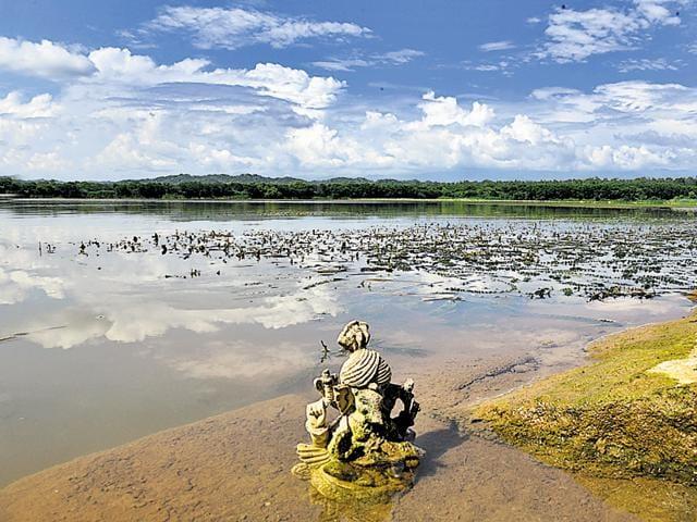 Sukhna Lake,Chandigarh,high court