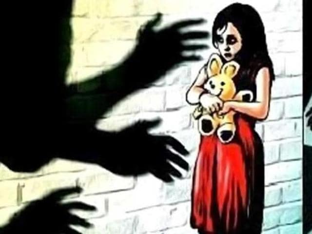 A minor Dalit girl was allegedly gang-raped while her sister was sexually harassed in Sonepat by three men, including their distant cousin, on Tuesday.