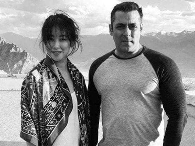 Chinese actor Zhu Zhu is set for a grand Bollywood debut with Tubelight starring Salman Khan.