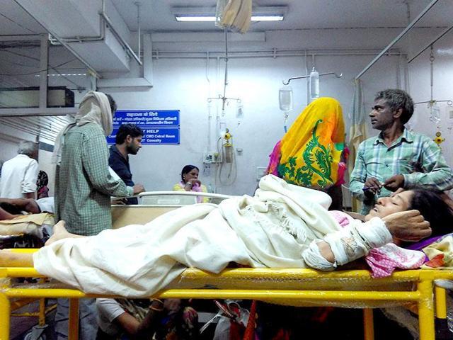 mohalla clinics,AAP govt