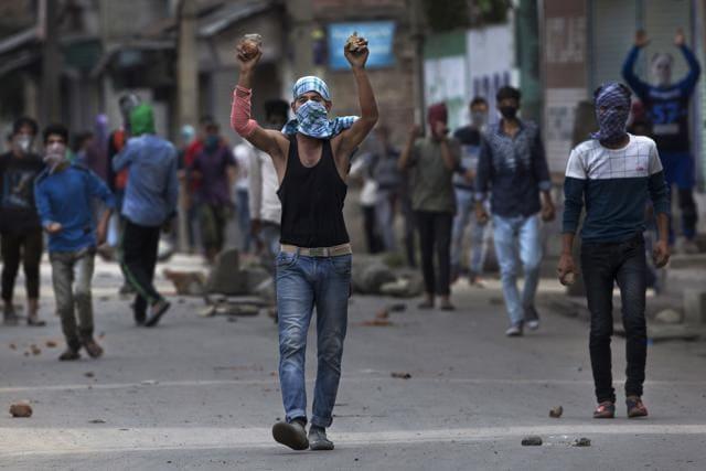Kashmir,Burhan Wani,Hizbul Mujahideen