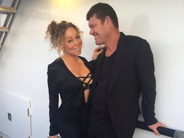 Mariah Carey owns a 192 ft capri and her fiance James Packer has a yacht called Arctic P.