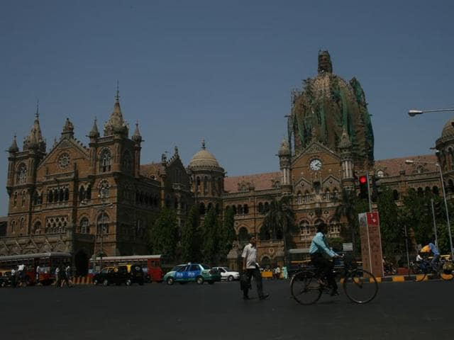 In May, BMC had served evacuation notices to 20 shops at Churchgate and 46 shops at the subway of Chhatrapati Shivaji Terminus (in picture).