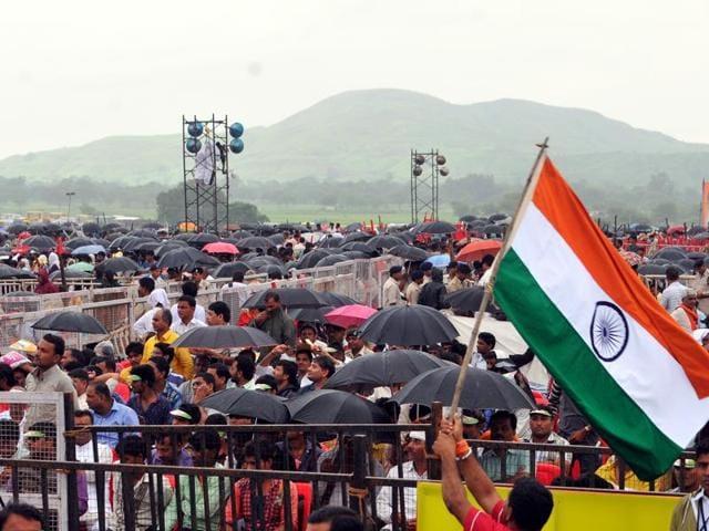 Narendra Modi,Jhotrada,Alirajpur