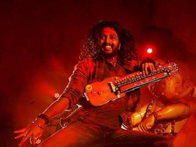Riteish Deshmukh plays a banjo player in Banjo.
