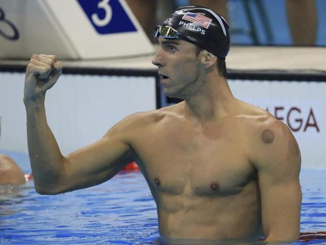 Michael Phelps,Rio,Olympics