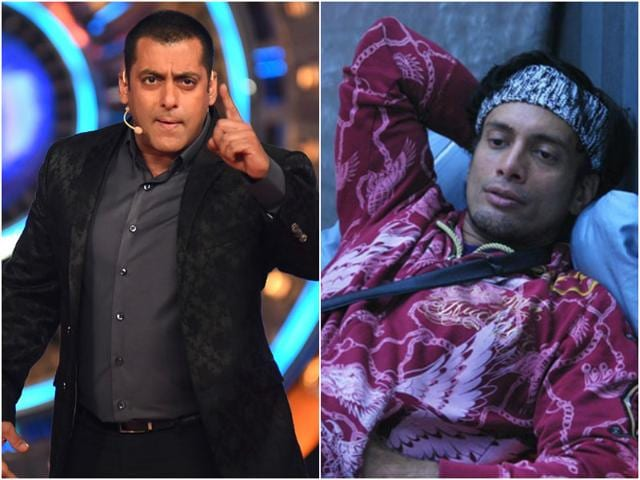 Akashdeep Saigal had a major fight with Salman when he appeared as a contestant on the fifth season of Bigg Boss. He had accused Salman then of hitting him and causing emotional hurt.