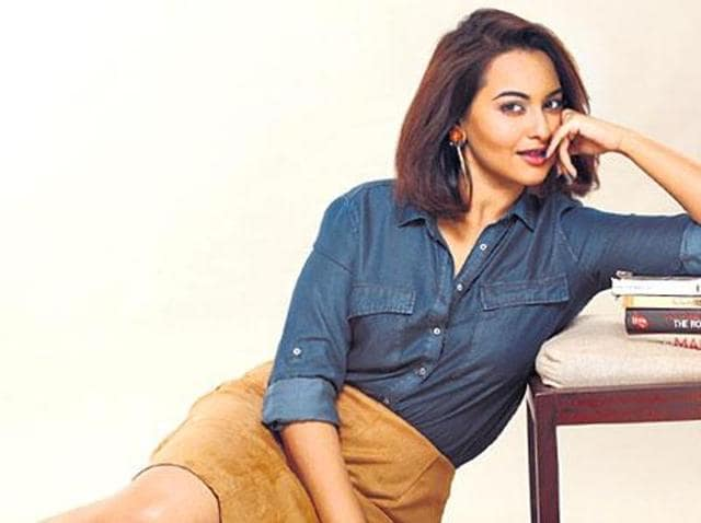 Sonakshi Sinha will soon be seen in Akira. (HT Photo)