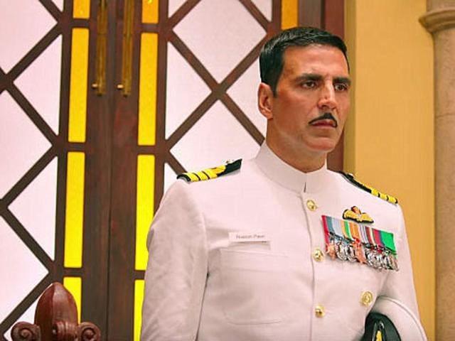 Akshay Kumar plays a naval officer in Rustom. (YouTube)