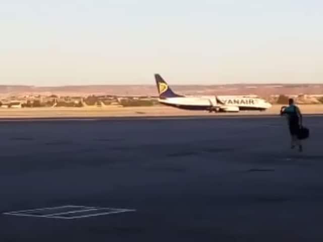 Madrid airport,Adolfo Suarez Madrid,Ryanair flight