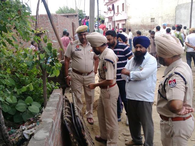 Jalandhar police,Jalandhar,migrant girl
