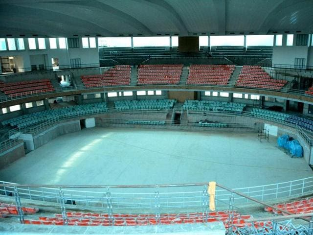 The stadium will cater to more than 20 indoor sports activities.