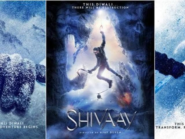 Shivaay will hit the screens on October 28, 2016. (Twitter)