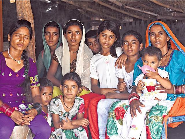 Pakistan Hindus in India