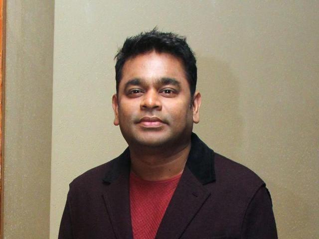 A R Rahman,Ashutosh Gowariker,Kapil Sharma