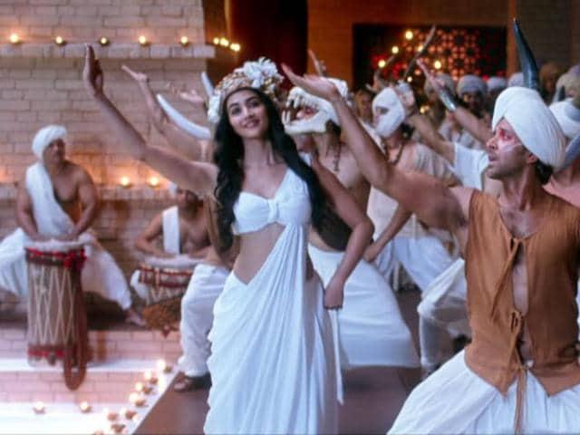 Pooja Hegde makes her Bollywood debut with Mohenjo Daro opposite Hrithik Roshan.