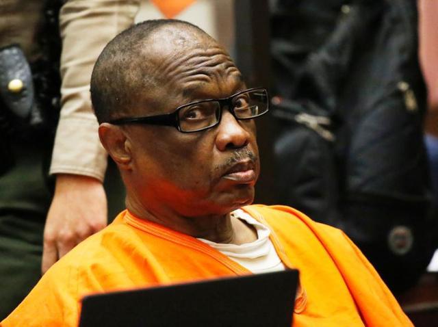 Grim Sleeper',murders in Los Angeles,Lonnie David Franklin