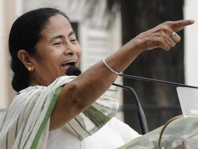Trinamool Congress leader and West Bengal chief minister Mamata Banerjee is confident her party will form the next government in Tripura.