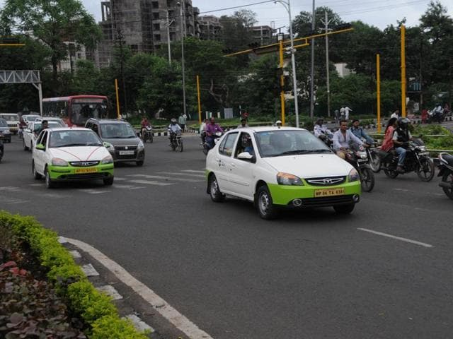 According to transport department sources, the state capital has about 650 Ola taxis and 200 Uber.