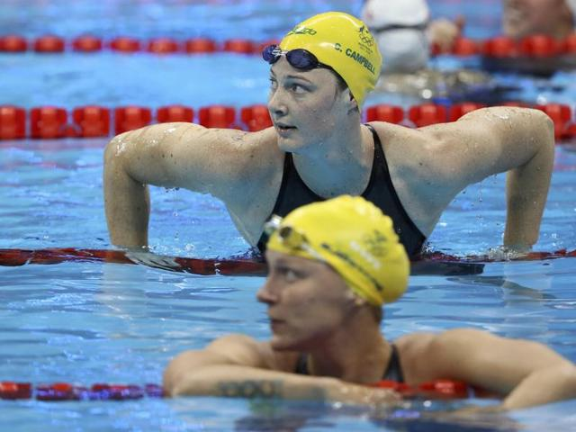 Cate Campbell,Bronte Campbell,Swimming