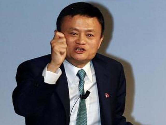 Founder and executive chairman of Alibaba Group Jack Ma.