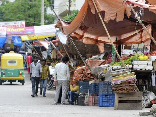 Protection of Livelihood and Regulation of Street Vending,Noida Authority,Street vendor zone Noida