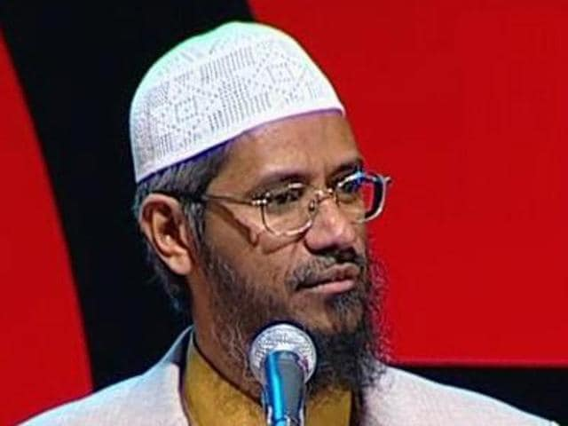 Mumbai Police is probing foreign funding of Zakir naik's Islamic Research Foundation.