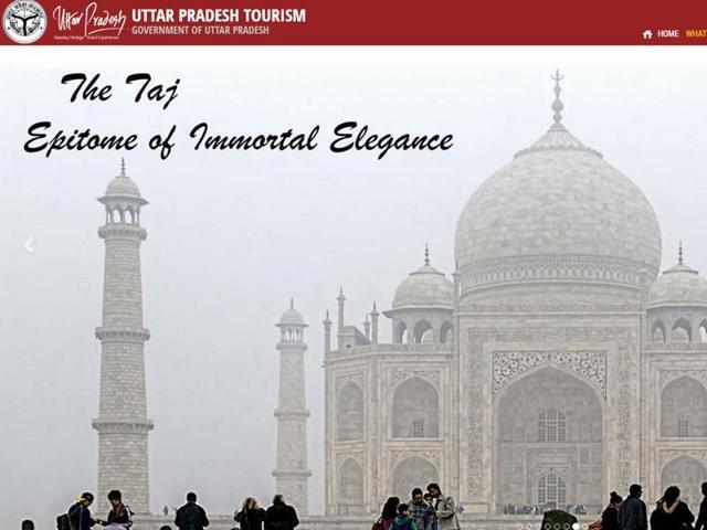 UP tourism