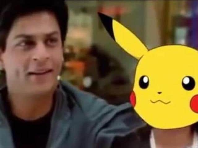 While SRK was indeed not happy about being detained at another US airport, he did manage to find a bright side to the whole situation.