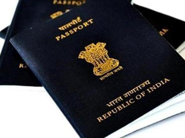 passport authorities,Punjab and Haryana HC,biological father