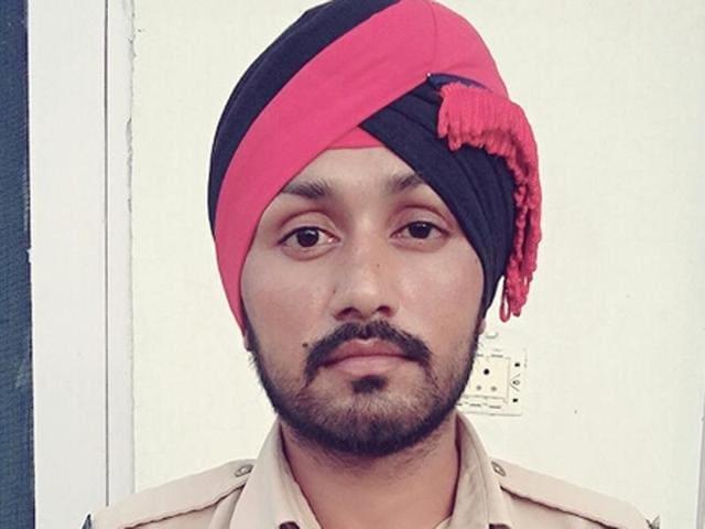 Constable Kamaljit Singh