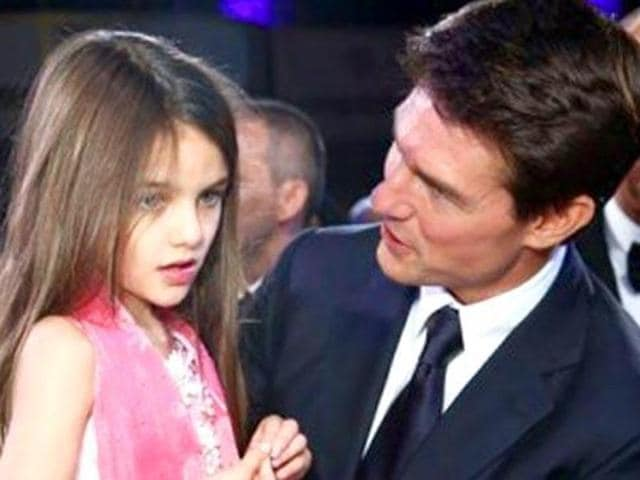 Tom Cruise,Tom Cruise Suri,Suri Cruise