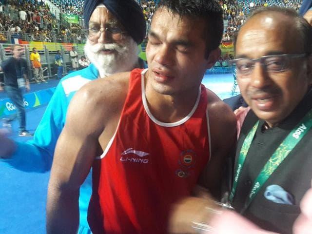 Rio Olympics,Vijay Goel at Rio,Rio Olympics Committee