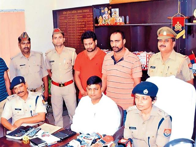 Key conspirators Imran and Jeetesh in police custody