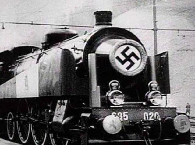 Nazi 'gold train',Red army,Nazi gold