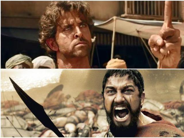 Who would score higher marks in a history exam - Hrithik Roshan or King Leonidas?