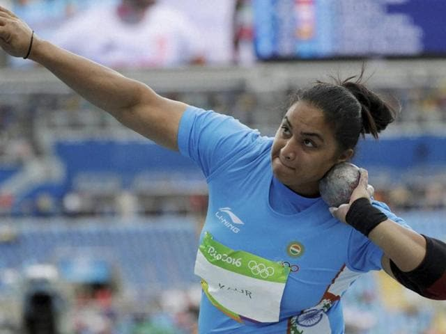 Manpreet Kaur,Rio Olympics,Rio 2016
