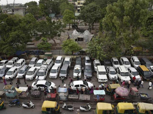 The parking premises will be cleaned during the brief closure period during which the authorities have also planned an inspection drive.